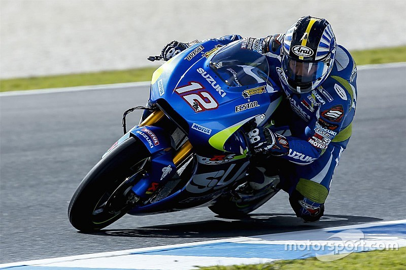 【MotoGP】スズキの津田拓也、代役でスペインGP参戦が正式決定