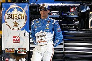 Harvick tops Cup practice, Stewart completes first laps of 2016