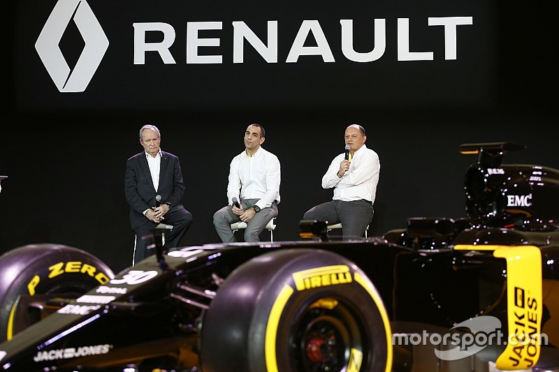 "Renault says 2016 engine will be ""biggest step"" yet"