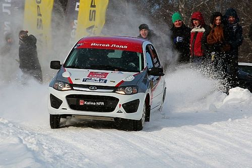 Ралли Яккима завершилось победой экипажа на Lada