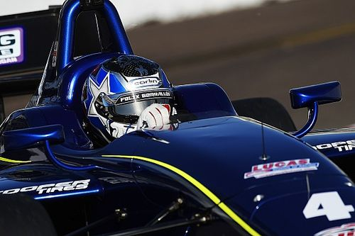 Serralles inherits St. Pete win after disaster strikes Veach