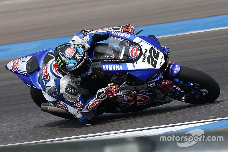 Lowes - La Yamaha est à 80% de son potentiel