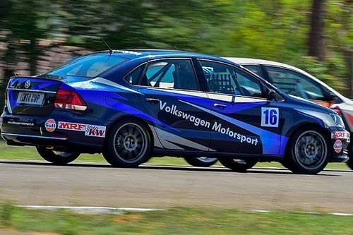 Coimbatore Vento Cup: Singh charges to win in wet Race 2
