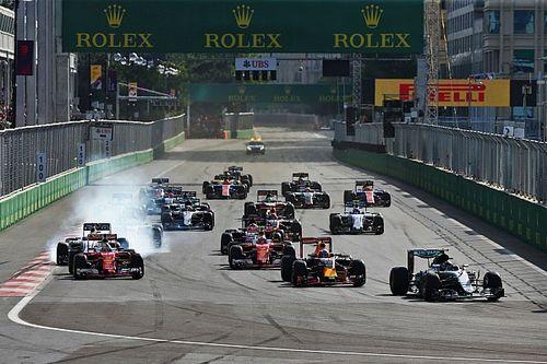 "Ecclestone hoping for 2017 night race at ""super"" Baku"