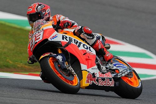 "Marquez fears Mugello podium will be a ""tough"" ask"