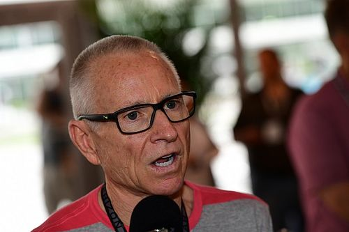 "Mark Martin said ""hell yeah"" when asked to drive Coke 600 pace car"
