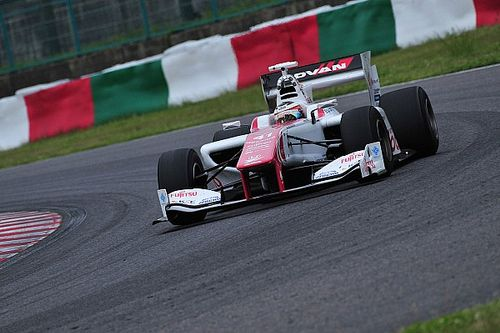 Vandoorne: Tyres the key difference between F1 and Super Formula