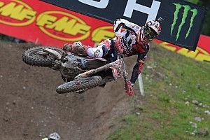 Tim Gajser davanti a tutti nelle qualifiche del GP del Trentino