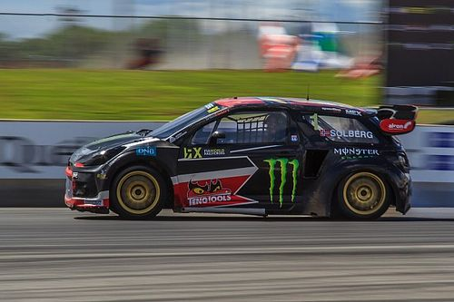 Solberg will contest French World RX round after Canada crash