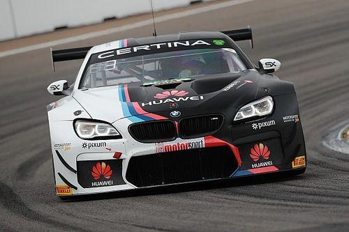 DTM-Fahrer Martin Tomczyk startet nochmals im GT-Masters