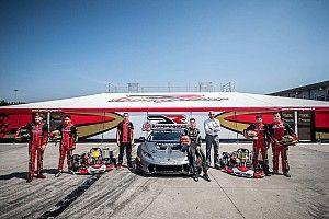 Al via il Kart Drivers Program di Lamborghini Squadra Corse