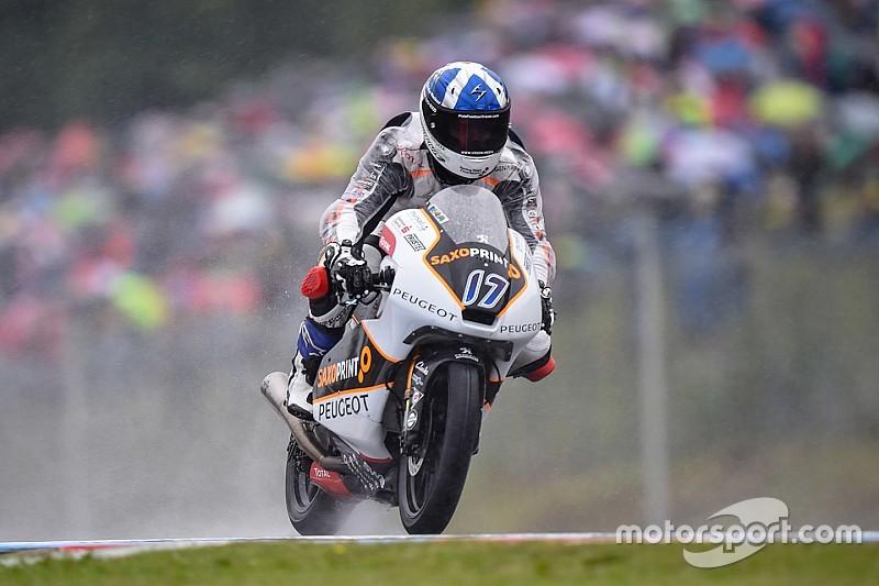 Brno Moto3: McPhee scores maiden win as Binder crashes