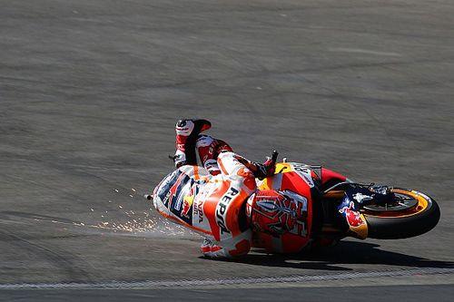 Crutchlow warns Honda riders could crash at any time
