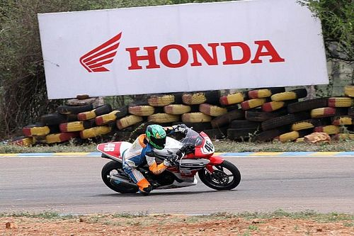 Chennai Honda CBR 250: Kumar takes control with double win