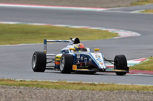 Mugello F4: Maini scores rookie points in mixed weekend