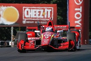 Dixon leads warm-up, but says tire questions remain