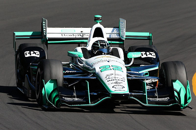 Pagenaud ready for IndyCar finale, says engineer