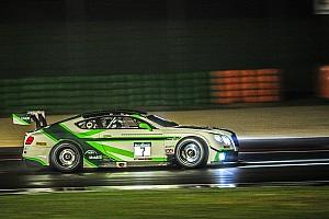Blancpain Sprint Отчет о гонке Рискованная тактика принесла Bentley ночную победу в Мизано