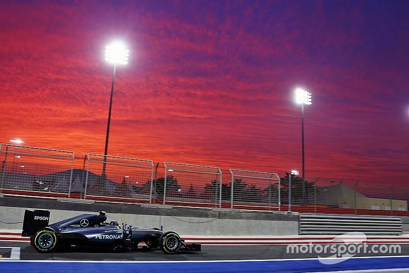 Bahrain GP: Rosberg tops FP2 as Vettel stops, McLaren impresses