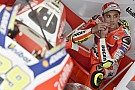 Argentina MotoGP: Iannone leads wet extended warm-up