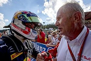 Gasly: I've straightened things out with Marko