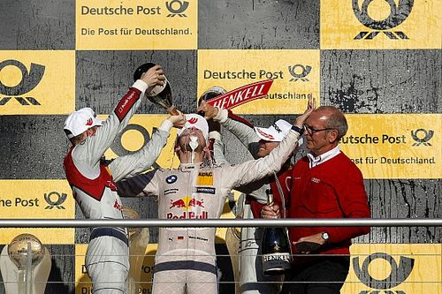 Hockenheim DTM: Mortara dominates, but Wittmann takes title