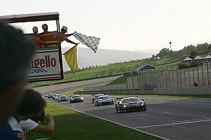 Super GT3-GT3: Gai e Venturi conquistano Gara 1 al Mugello