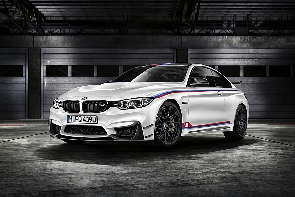 BMW M4 DTM Champion Edition, quella celebrativa