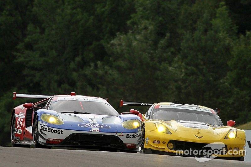 Jan Magnussen: Corvette star targets Ford after BoP changes