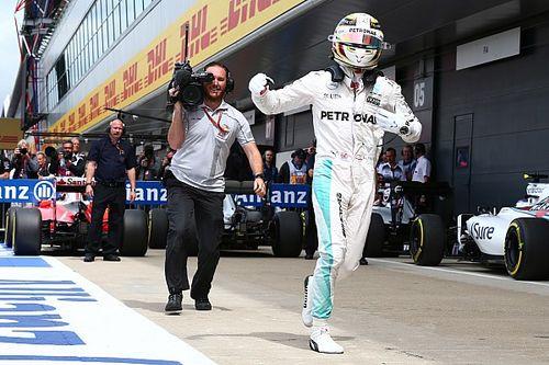 British GP: Silverstone starting grid in pictures