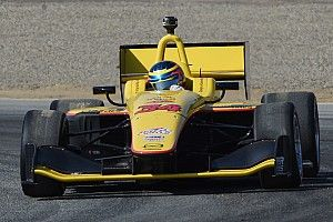 Hamilton Jr. to race Indy Lights' Freedom 100 for Pelfrey