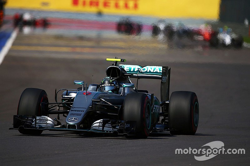 Silver Arrows seal Sochi one-two in high tension Russian GP