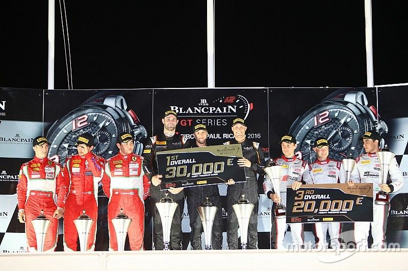 A podium finish rewards the Team WRT after a Ricard 1000 kms rich in race incidents
