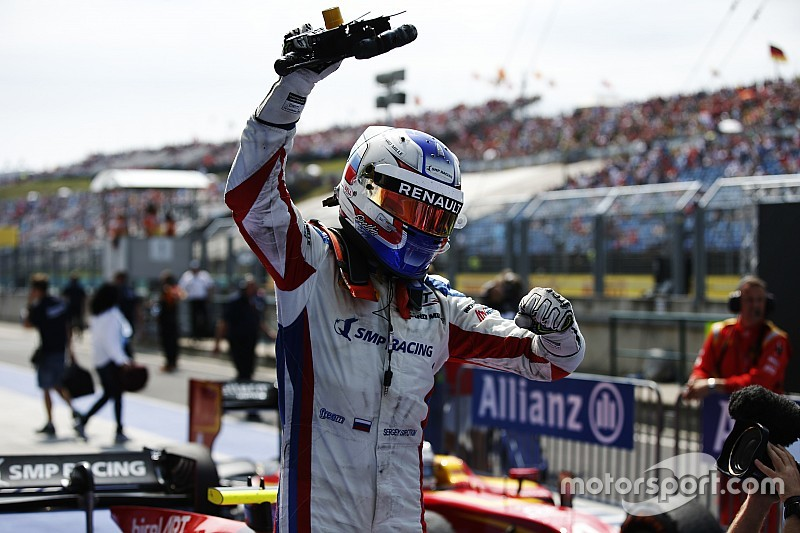 Sergey Sirotkin: Hungary win proves we can get it done