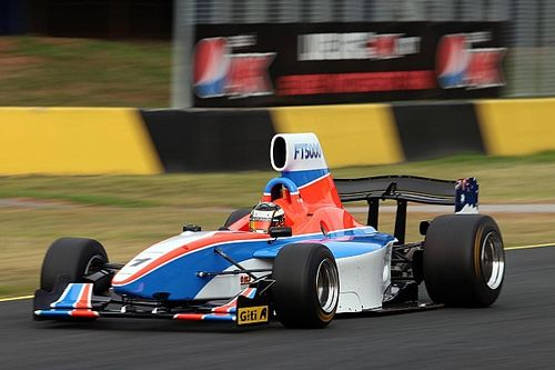 "Formula 5000 concept ""a whole bunch of fun"" says test driver"