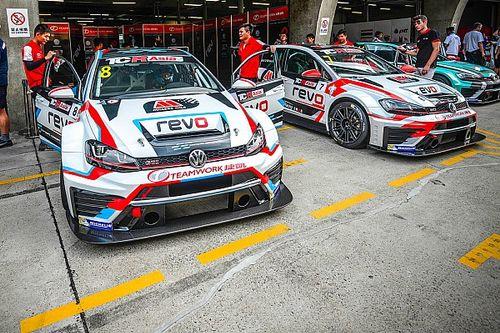 Asia: TeamWork Motorsport, due VW Golf per Sunny Wong e Alex Hui