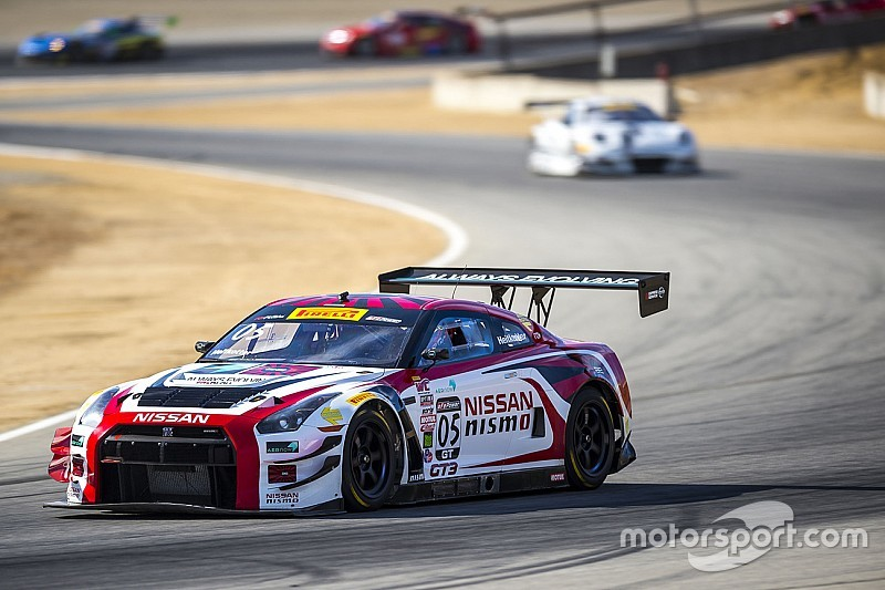 Nissan GT-R NISMO returns to Pirelli World Challenge