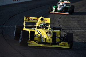 O'Ward holds off strong challenge for victory