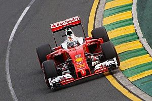 Australian GP – Both Ferraris on the second row