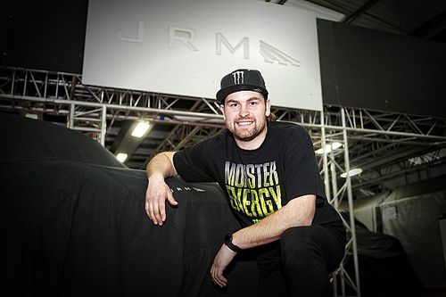Doran to drive JRM's Mini in 2016 World RX season