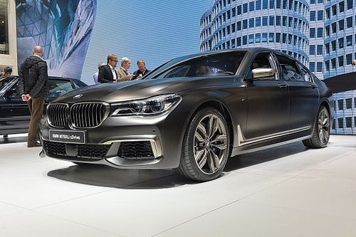 BMW prépare de nouveaux modèles haut de gamme