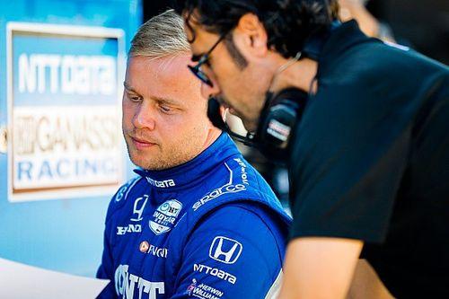 Rosenqvist acusa a los comisarios de IndyCar de favorecer a Herta