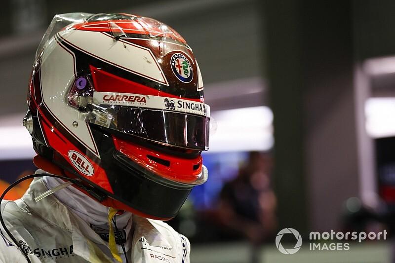 Videón Räikkönen ütközése Szingapúrból: ki volt a hibás?