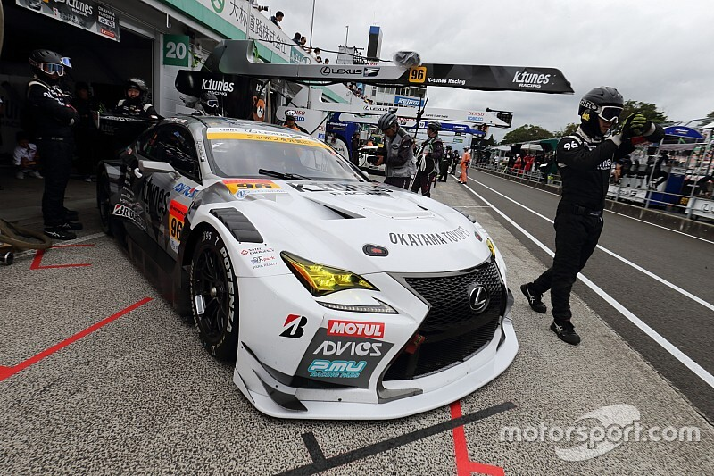 ランキング3番手の96号車K-tunes、タイヤの性能を引き出せずまさかのQ1敗退