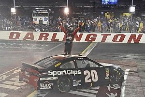 "Winning at Cup level ""biggest challenge"" of Erik Jones' life"