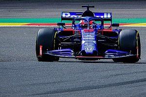 Квят не поверил в шансы догнать McLaren после Бельгии