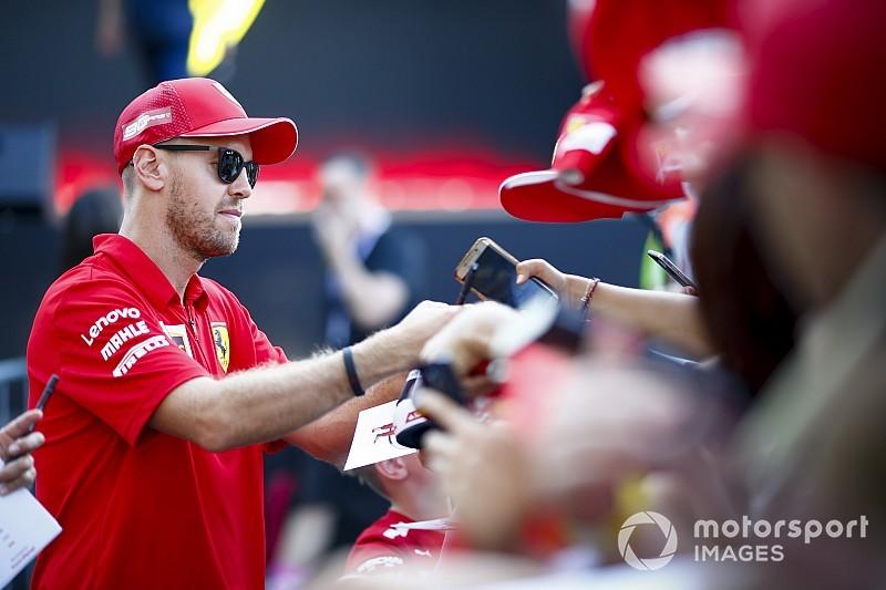 """Vettel kegyetlen őszinte nyilatkozata: """"Elég gyorsan visszatértünk a földre..."""""""