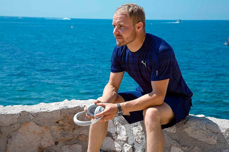 Promoted: How Bottas prepares to fight back