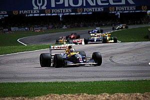 Retro: Herinneringen aan de iconische Williams FW14B