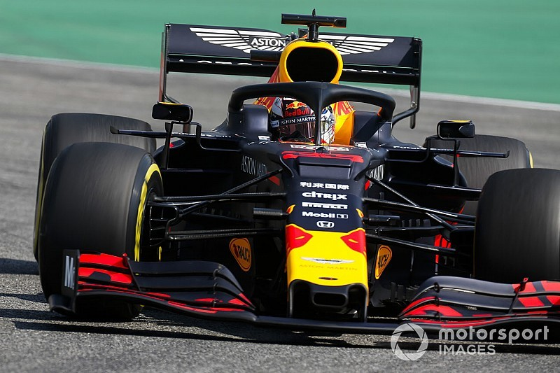 """Verstappen: """"Niet snel genoeg voor gevecht met Ferrari, Mercedes"""""""